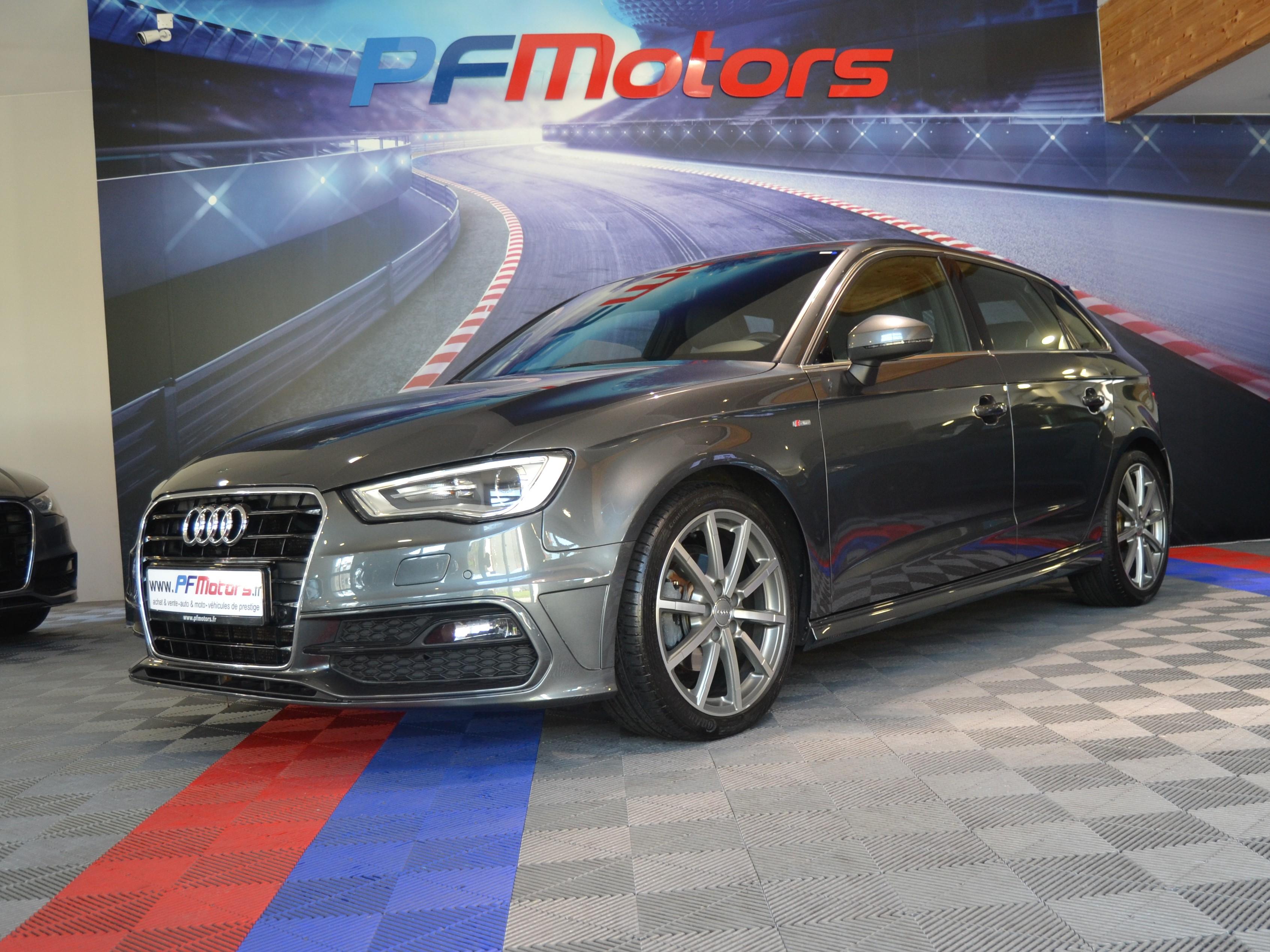 Audi A3 Sportback S Line 2 0 Tdi 150 S Tronic Pf Motors