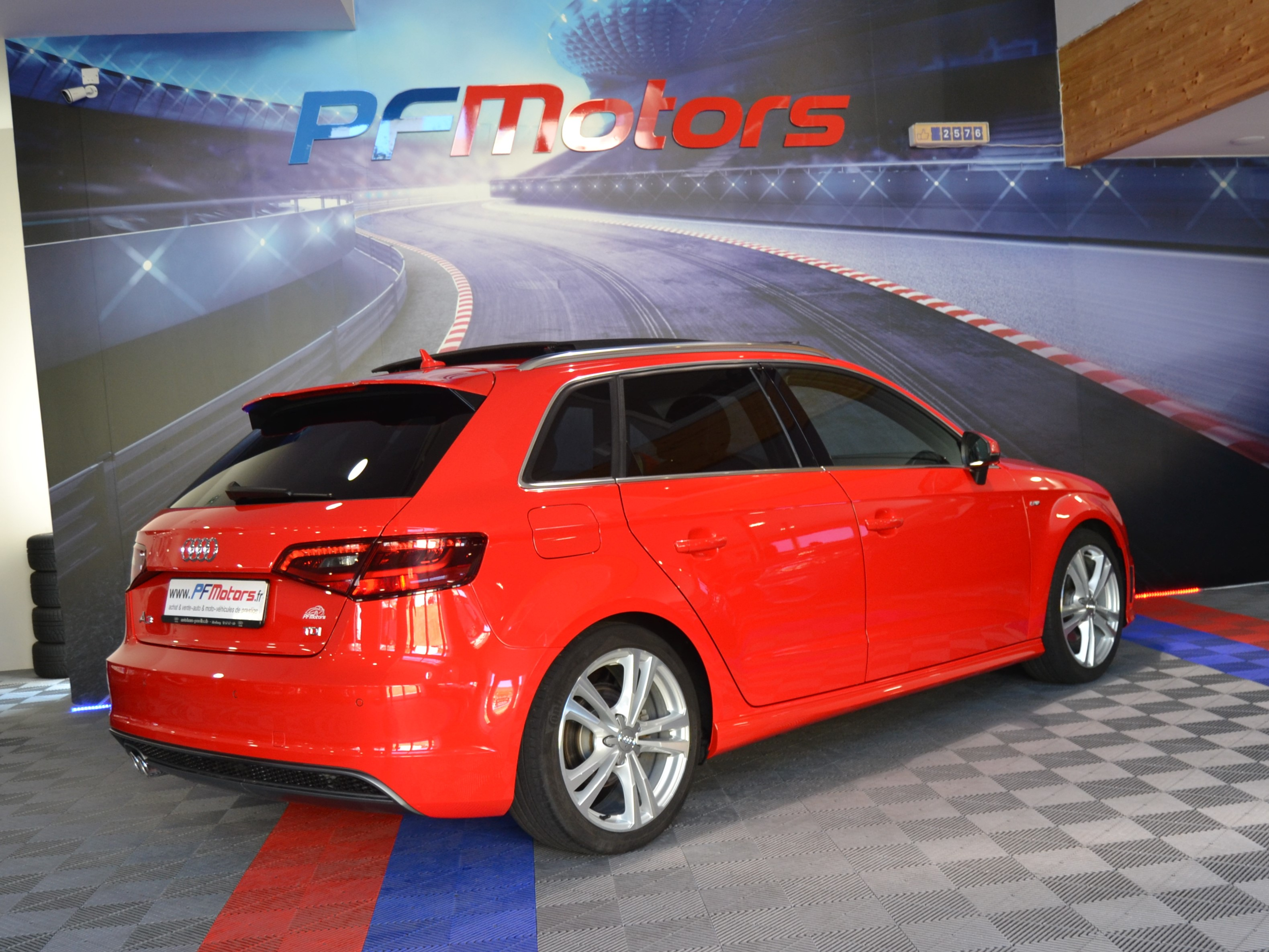 hot products well known aliexpress Audi A3 Sportback 2.0 TDI 150 S-Line GPS TO BO Attelage - Pf ...